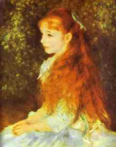 As a girl, was painted by Renoir, later marries Moises de Camondo & leaves him