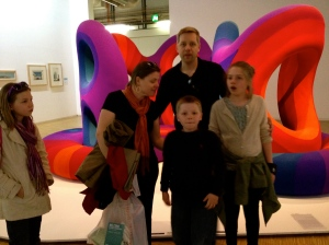 My family - George Pompidou Center