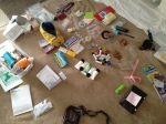 the hand bag contents