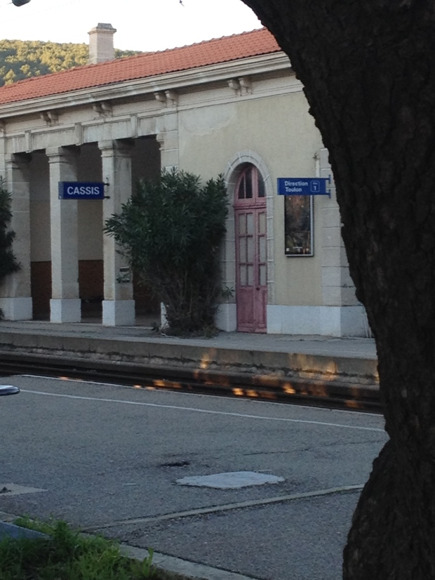 Cassis station